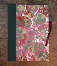 Load image into Gallery viewer, Handmade marbled Portfolio - number 10