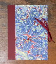 Load image into Gallery viewer, Handmade marbled Portfolio - number 1.