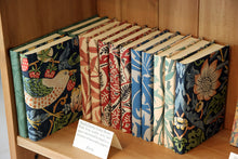 Load image into Gallery viewer, William Morris Notebooks - Various patterns