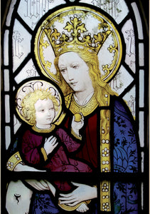 Christmas Card pack - Comper Virgin and Child