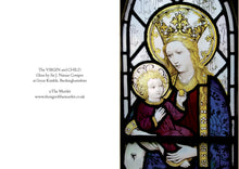 Load image into Gallery viewer, Christmas Card pack - Comper Virgin and Child