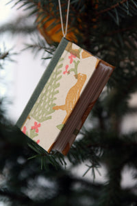 Miniature Books - Christmas Decorations