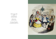 Load image into Gallery viewer, Christmas Card pack -Dickens Fezziwigg's Ball