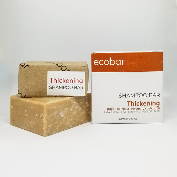 Thickening Shampoo Bar