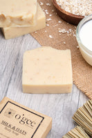 Milk & Oats Soap Bar