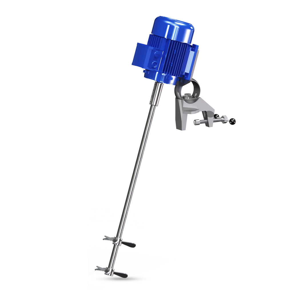 High Speed Portable G-Clamp Mixers