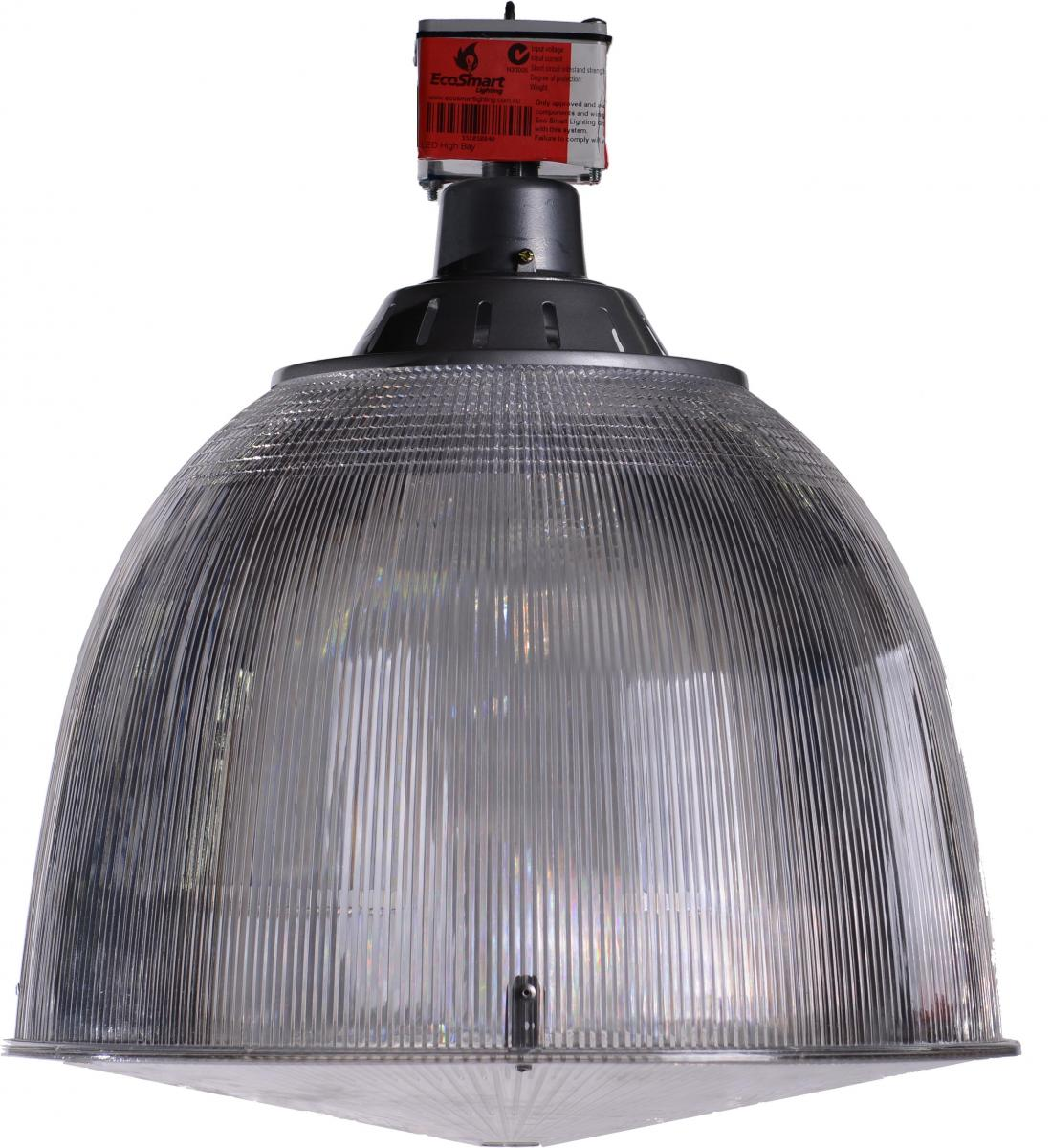 LED High bay Extra low voltage temporary lighting, safe, quick to install, plug in construction lighting