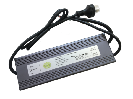 ADR010D – 150W Waterproof Azoogi 5 in 1 Dimmable Driver 24V, IP67, Azoogi