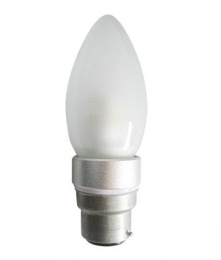 CLA Lighting CAN BC Candle LED Globes (4W)