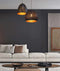 CELESTE1, CELESTE2, CELESTE3: Interior single pendant light. CLA Lighting