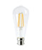 LED Filament Dimmable Globes (Pear)