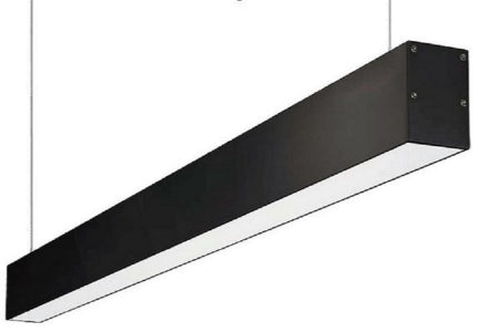 PR127: LED Strip lights, Aluminium, LED strip included. 1.2m, 1.8m, 2.4m & custom made to measure lengths available. Azoogi