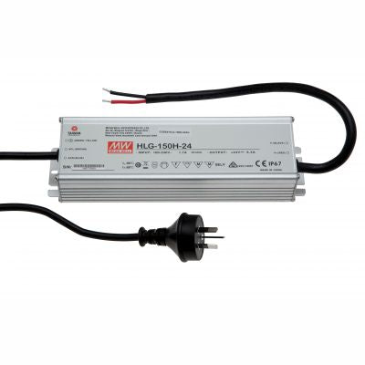 DR011-150W Waterproof 12V. DR012-150W Waterproof 24V LED Meanwell Driver. Azoogi