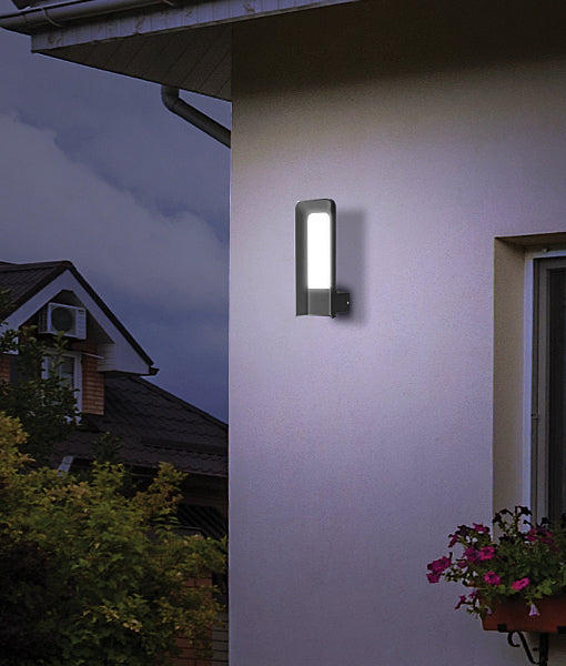 HATHOR: Exterior LED Surface mounted Wall & Bollard Lights