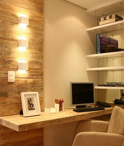 CITY LONDON: LED Interior surface mounted Wall Light
