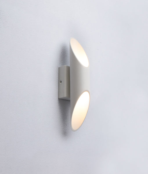 CITY MILAN: LED interior surface mounted wall light