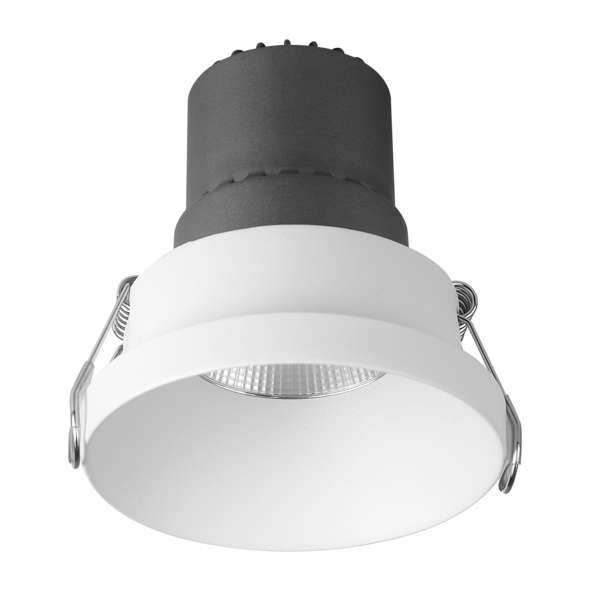 UNIFIT S9006- Downlight luminaire assembled with LED modules. Changeable multi-reflector system