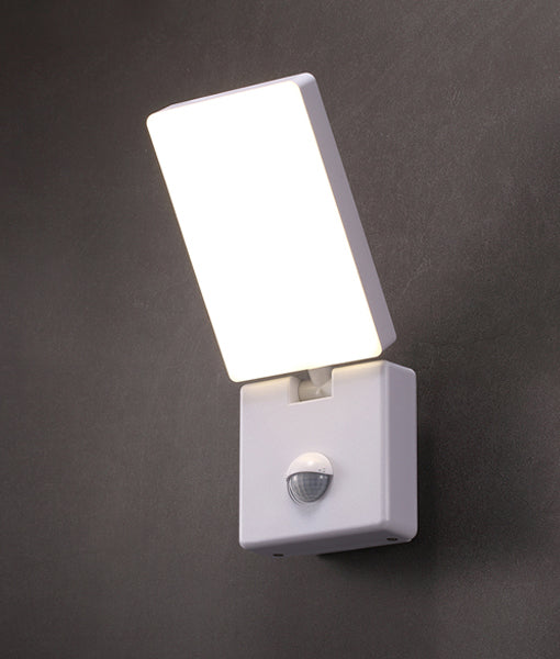 SEC: Surface Mounted LED Security Lights with Sensors