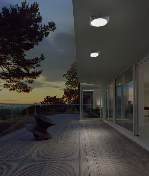 ULAN: Exterior LED Wall / Ceiling Lights