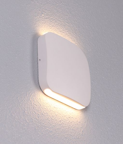 VOX: Exterior LED Surface Mounted Up/down Wall Lights