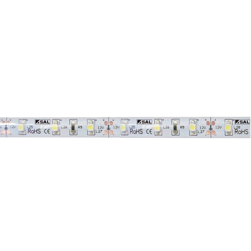 12V LV SINGLE COLOUR LED STRIP IP44 FL1206/S