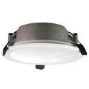 EXMOUTH S9522TC- Recessed 15/22 watt circular LED downlight. selectable colour temperature. Non-dimmable