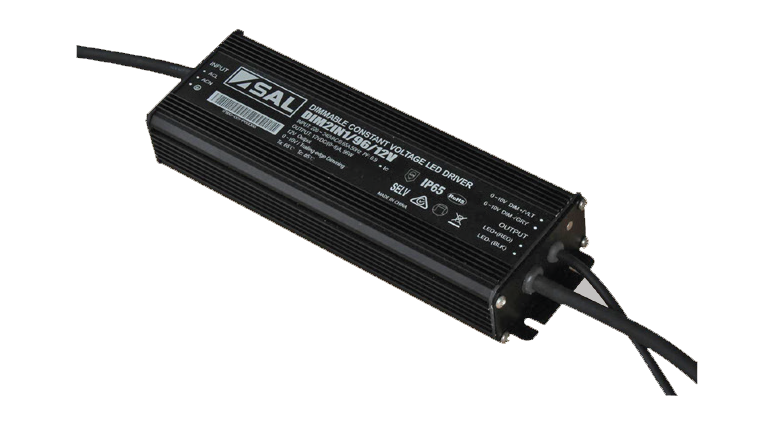 IP65 Dimmable 12 / 24 volt constant voltage LED drivers 10 watt 20 watt DIM2IN1/192/12V DIM2IN1/192/24V DIM2IN1/96/12V DIM2IN1/96/24V