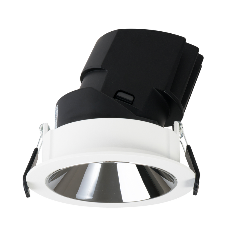 WASH S9681- Round Rotable 355 degree, LED wall washer downlight. 8 or 13 watt models