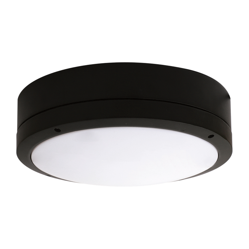 COOPER LED SE7081L: Die-cast aluminium body, Durable black or silver powder coated finish.