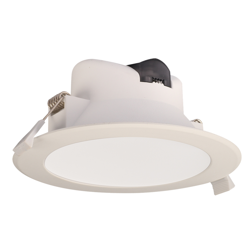 WAVE S9066TC- Dimmable IP44 LED downlight with Tri-Colour. TC. Inbuilt DIP switch. 12 watt