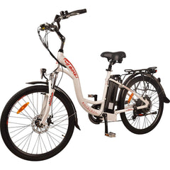 Image of Step-Thru Power Electric Bike