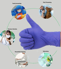 Load image into Gallery viewer, 100 Pcs Disposable Latex Gloves