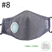 Load image into Gallery viewer, N95 - Anti Virus / Anti Pollution Reusable Mask (Unisex)