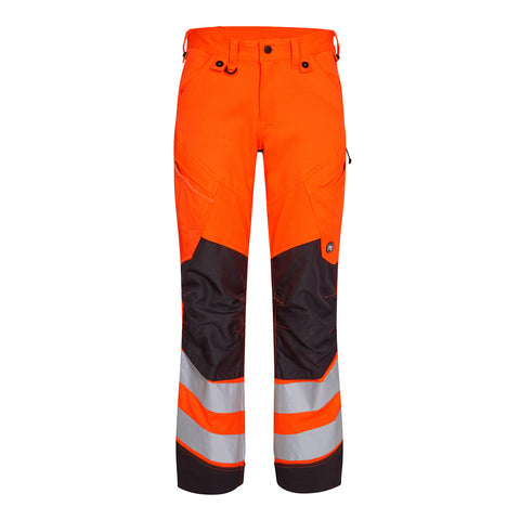 Safety Trousers Orange/Antrazitgrå