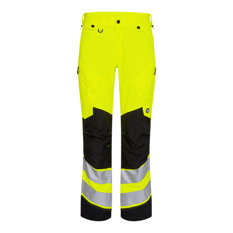 Safety Trousers Gul/Sort