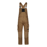 X-treme Strækbar H/ Overall Toffee Brown