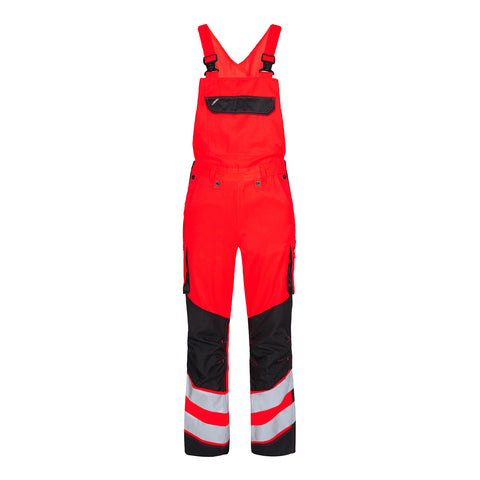 Safety Overall Rød/Sort