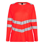 Safety Ladies T-shirt L/S