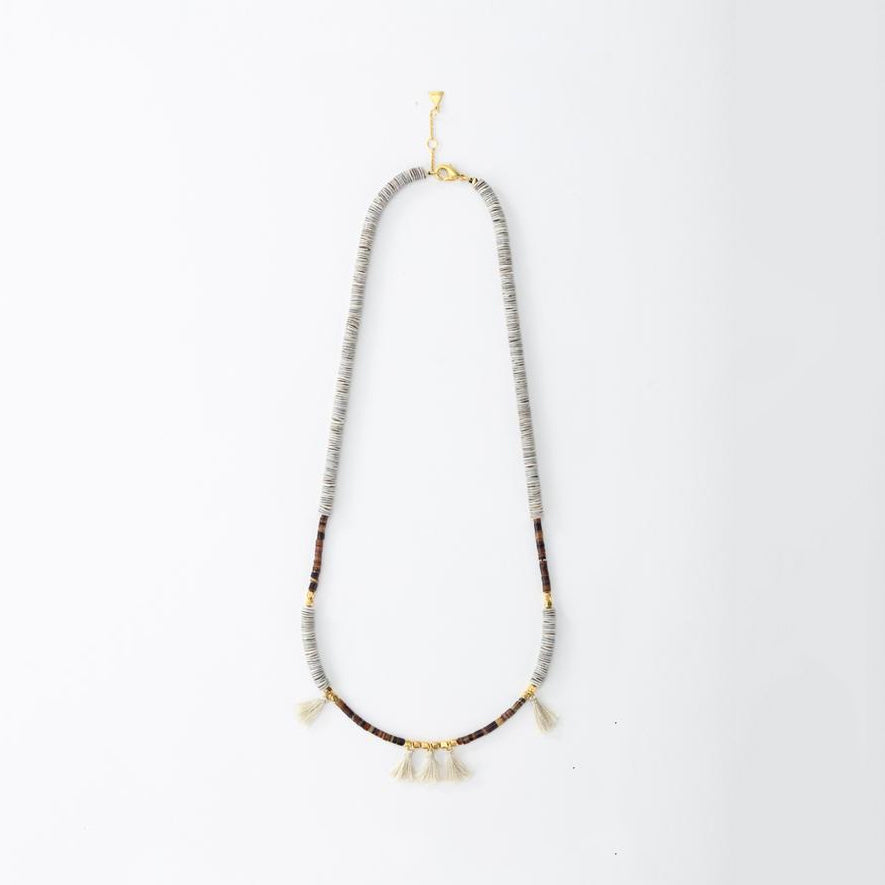 Pulo Pulo Tassel Necklace
