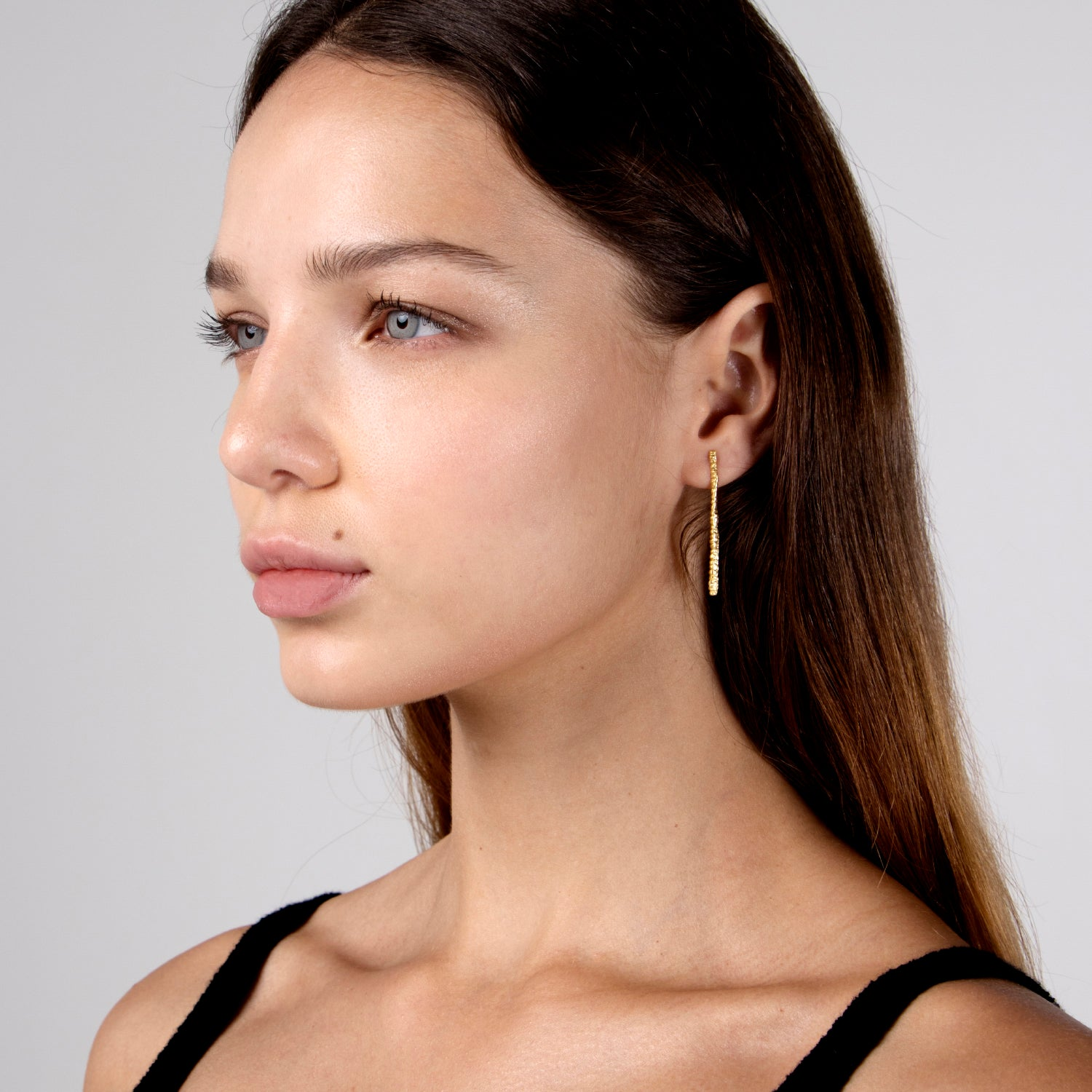 Kiko Earrings - Silver