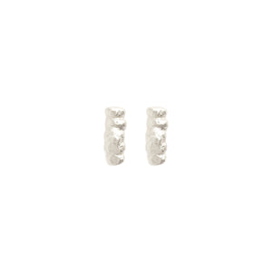 Kiko Mini Earrings - Silver