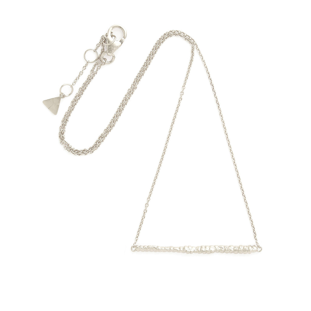 Kiko Necklace - Silver