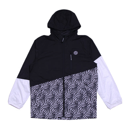 DC DC JACKET TRIBAL WHITE