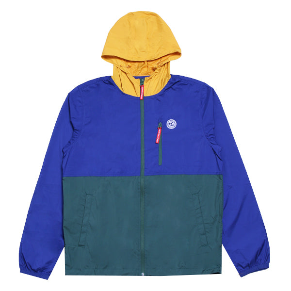 DC DC JACKET BLUE GREEN