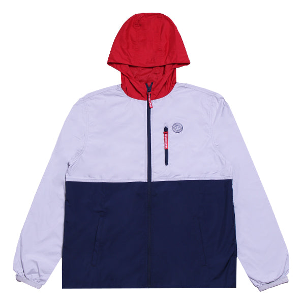 DC DC JACKET NAVY WHITE