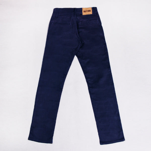 DARK NAVY WB LONG CHINO