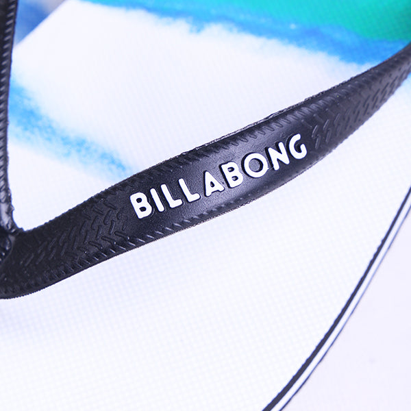 Billabong White Grn
