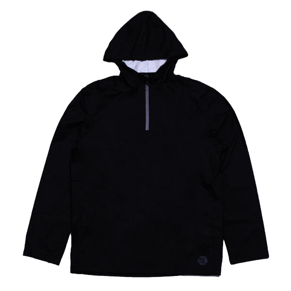 QUIKSILVER PACKABLE JACKET BLACK