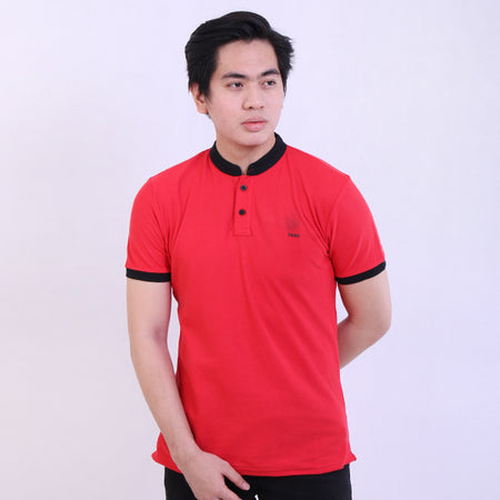 Polo Shirt HOLD Changi B-Red