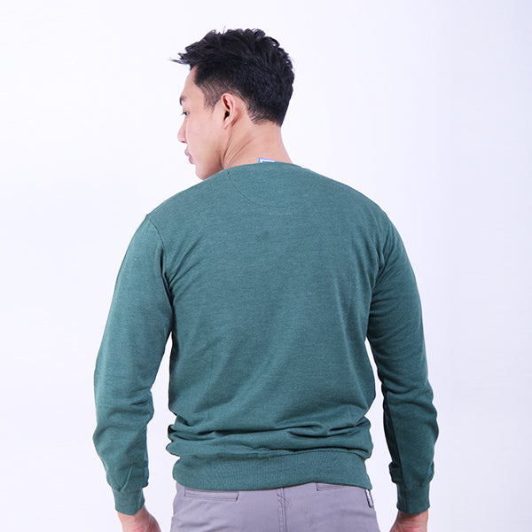 MONKL BLANK Sweater Prism Grn